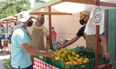 Santa Fe de Antioquia llega a sus barrios