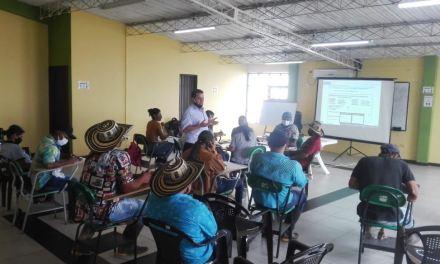 Valdivia capacita a las Juntas de Acción Comunal