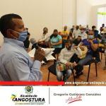 Angostura le rinde homenaje a sus lideres