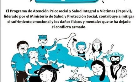 Angostura apoya a víctimas del conflicto armado