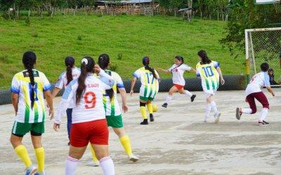 Caracolí promueve el deporte en los niños y jóvenes