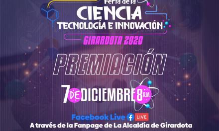 Feria de la ciencia y la tecnología en Girardota