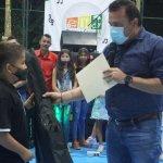 Caracolí apoya a los jóvenes con talento