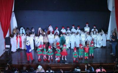 Encuentro de cultura navideña en Carolina del Príncipe