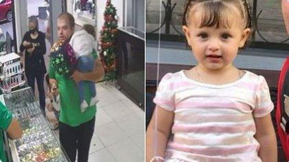 Indignación en Antioquia por el asesinato de la menor Sofía Cadavid