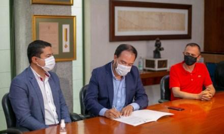 El IDEA e Inficaldas firman Acuerdo de Voluntades
