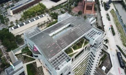 Avanza instalación de paneles solares en el Edificio Inteligente