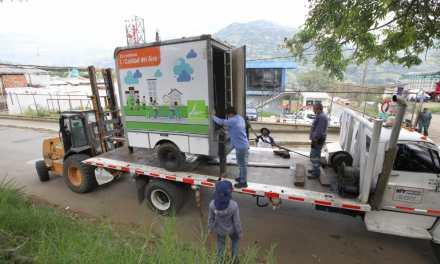 Reubicarán Estación de Monitoreo de Calidad de Aire de Girardota