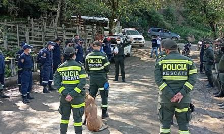 Hallan cuerpo de niña desaparecida en Aguadas