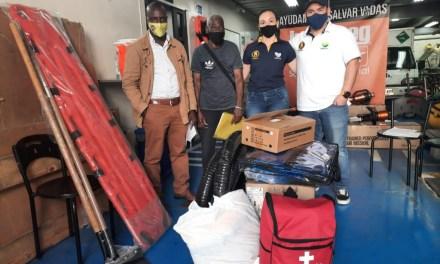 El Dagran entregó herramientas y equipos a 22 municipios de Antioquia