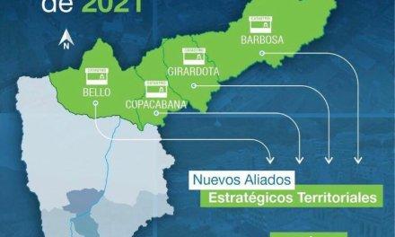 Área metropolitana será gestor catastral en los municipios del norte del Valle de Aburrá