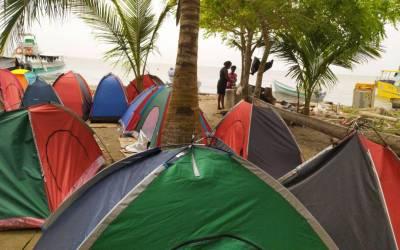 Continúa el drama de migrantes en Necoclí
