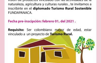 Arboletes ofrece oportunidades para estudiar Diplomado en Turismo Rural