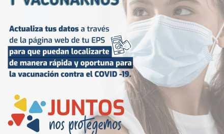Rionegro se prepara para la vacunación del COVID-19