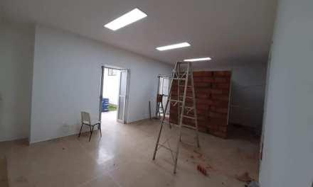 En Santo Domingo ya está en marcha la adecuación del espacio de rayos X