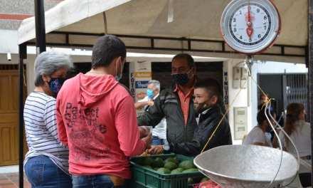 Mercados campesinos en Barbosa
