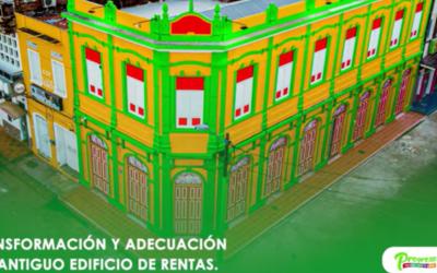 Ahora Puerto Berrío transforma la Escuela de Música