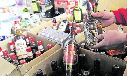 Operativos para evitar el contrabando en Antioquia