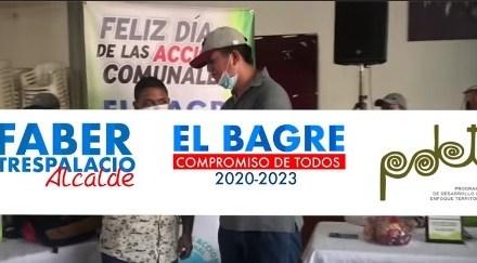 En El Bagre se celebró el día de las acciones comunales