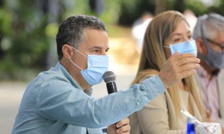 Componentes para el Plan Nacional de Vacunación en Antioquia