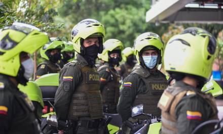 El Grupo Táctico de Antiextorsión de Medellín entrega resultados