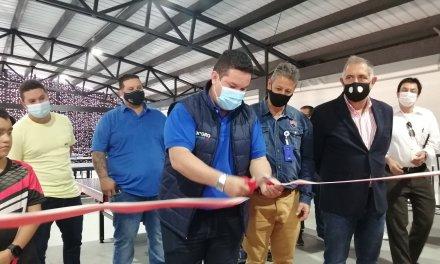 Se inauguró la segunda etapa del coliseo Rubén Darío Quintero en Rionegro