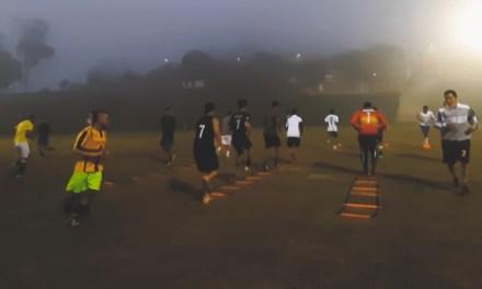 Regresó en Campamento la Selección Mayores de Fútbol