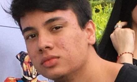 En Itagüí desapareció Juan David Vásquez Núñez