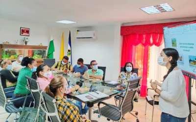 Promoción de entornos seguros en Carepa
