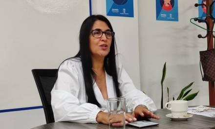 Gabriela Cano, la cara social de ISVIMED