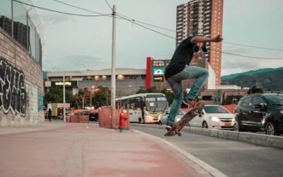 Un gran espacio para el Skatepark en Itagüí