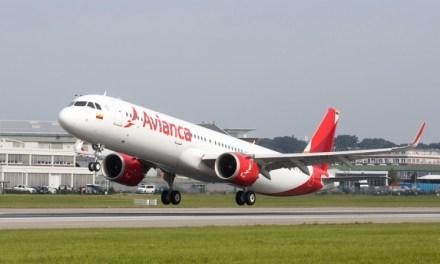Avianca suspendió temporalmente la ruta Rionegro-Madrid por motivos de la pandemia