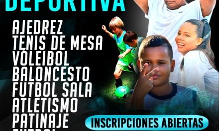 Puerto Nare promueve el deporte