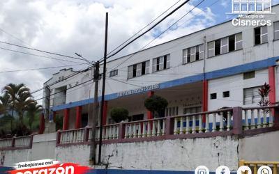 Institución Educativa Cisneros sobresalió en el Nordeste