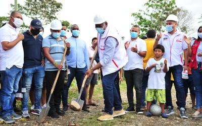 Acueducto para las comunidades indígenas en Chigorodó