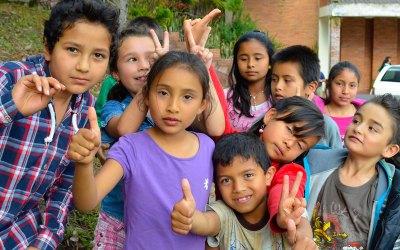 Gestión de la primera infancia en Ebéjico