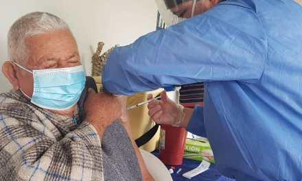 En zona rural de La Ceja avanzan las jornadas de vacunación