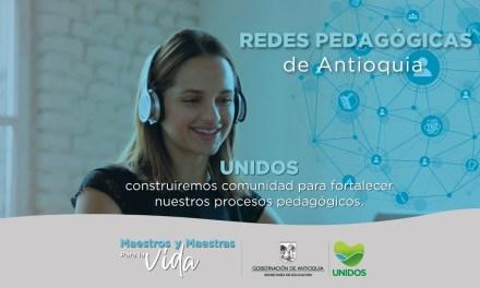 Antioquia llevó a cabo el lanzamiento de las redes pedagógicas