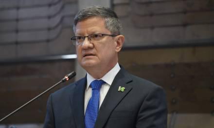 Luis Fernando Suárez fue nombrado como gobernador encargado de Antioquia