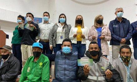 La Alcaldía de Rionegro exaltó a los recicladores