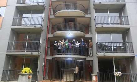80 familias cejeñas recibieron su vivienda propia