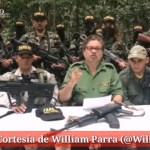 Iván Márquez, líder de las Farc, pide otro acuerdo de paz