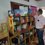 Llegó la biblioteca itinerante a Cáceres, Antioquia