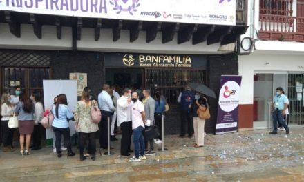 En Rionegro llegó un nuevo banco que apoyará a los emprendimientos