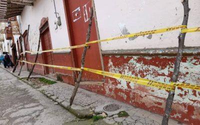 Cerca de 100 casas antiguas están a punto de derrumbarse en Abejorral