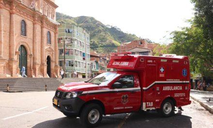 Dotación para cuerpo de bomberos de Barbosa