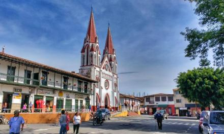 Primera Feria Financiera en La Ceja