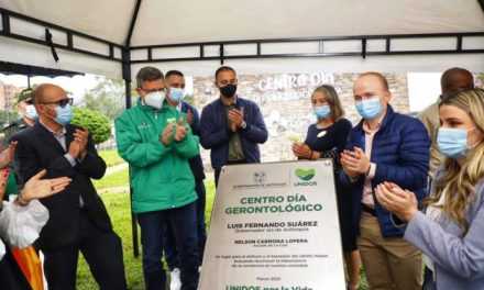 Ahora el Centro Día Gerontológico más moderno del Oriente se encuentra en La Ceja