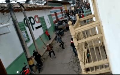 Fueron capturados los responsables de herir con un machete a un hombre en Abejorral