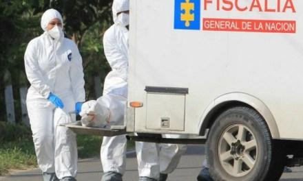 Hallan un cuerpo sin vida de un hombre en la vía hacia Alto Bonito en Rionegro